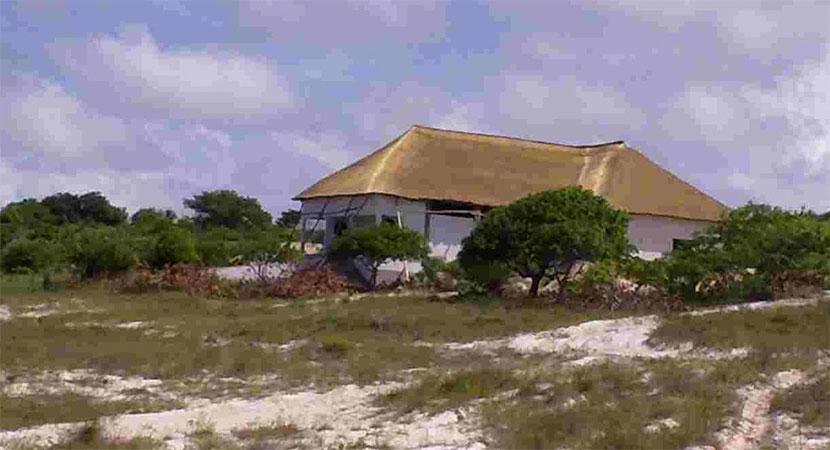 Casa della cultura ASEM, Vilanculos (Mozambco)