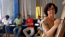 Training courses in ArtEducation (Projeto Axé), Brazil)