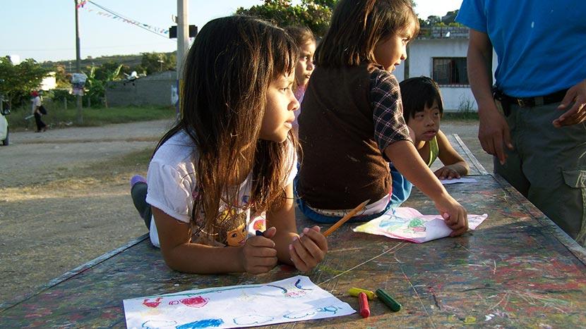 Arte al sol y al viento, Vientos Culturales (Messico)