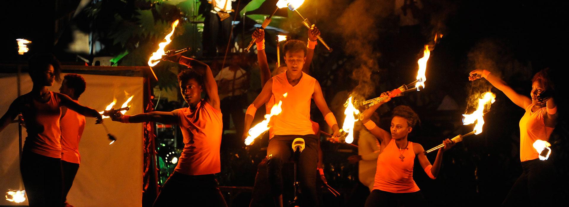 Premier Festival de Cirque Social Africain - Ethiopia