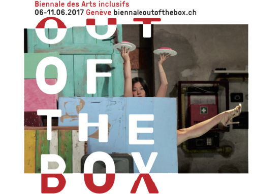 Out of the Box  – Biennale des Arts inclusifs