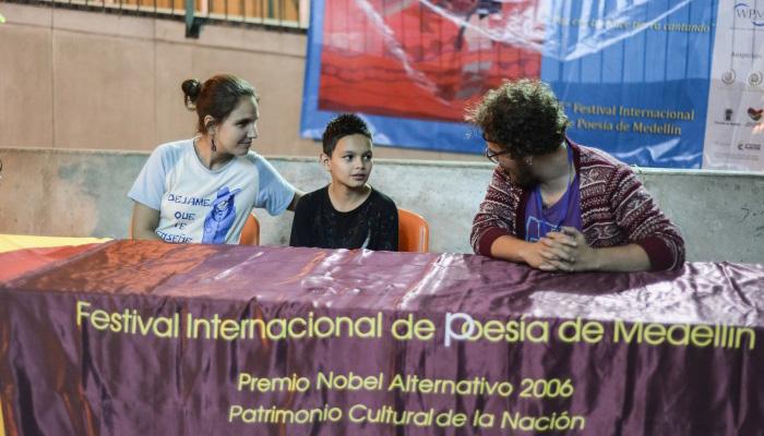 Festival Internacional de Poesia de Medellin