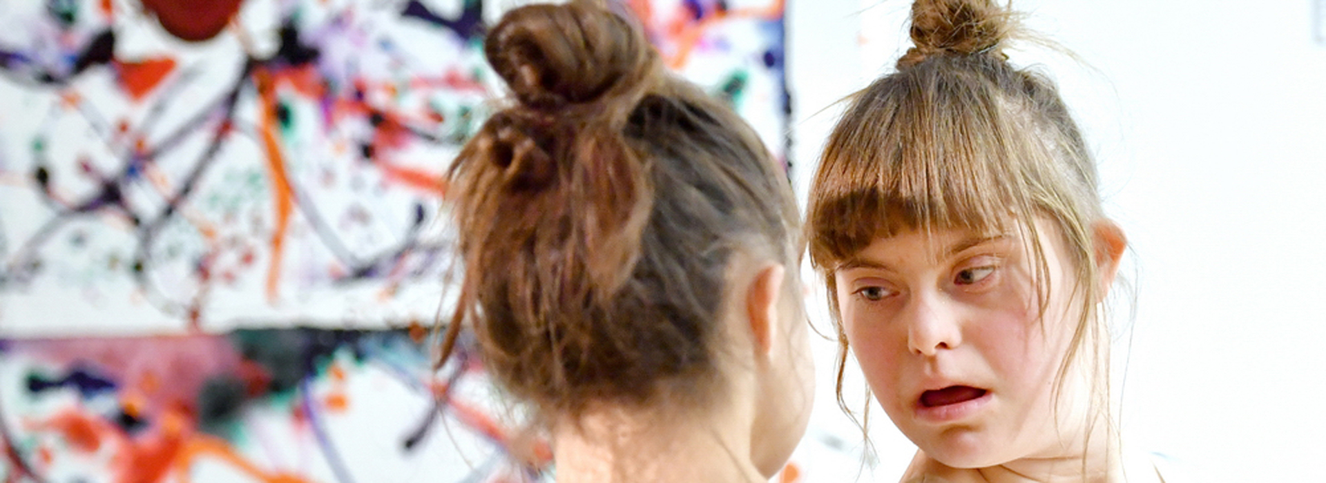 Contemporary Dance School And Company For Young Adults With Down