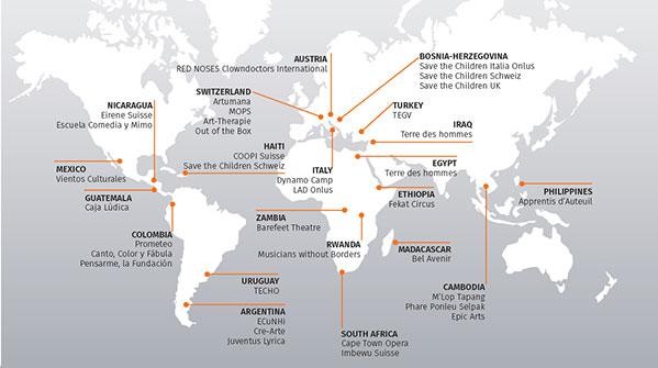 Juventus Italy Map.Fondation Alta Mane Ginevra