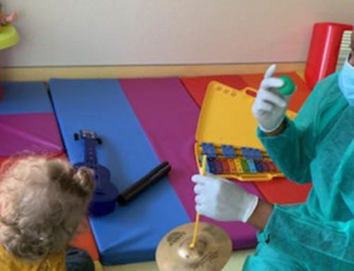 Musicothérapie en soins intensifs pédiatriques aux HUG