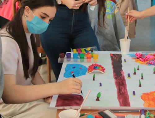 YOU CREATE Project en Ukraine