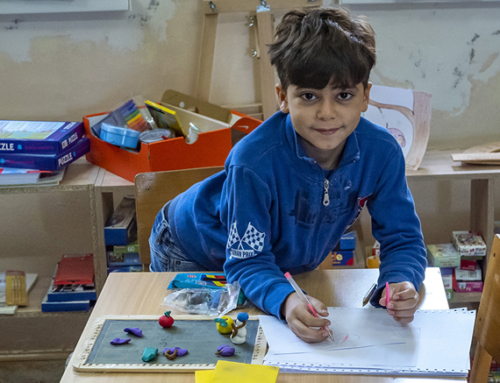 Education in Emergency for Children on the Move in BiH 2021-2022